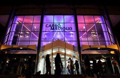 Theater Le Carre Magique in Lannion