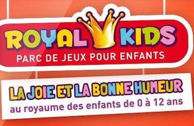 Royal kids in Lannion