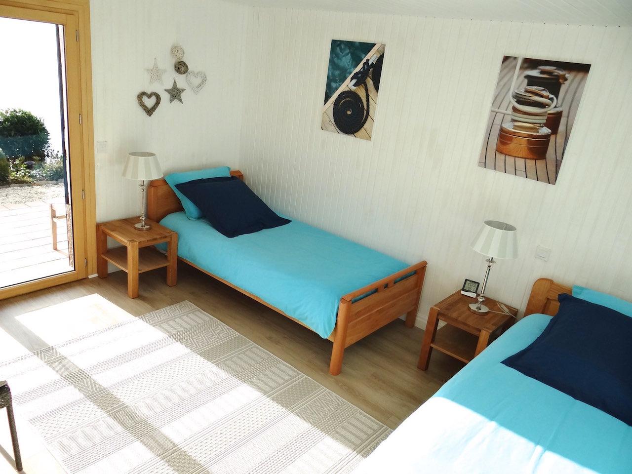 l 39 appartement pors raden 4 avec vue mer tr beurden. Black Bedroom Furniture Sets. Home Design Ideas